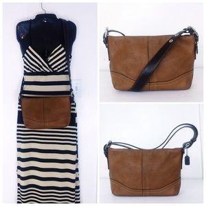 Coach Bags - Coach Soho Honey Large Grain Pebble Leather Bag